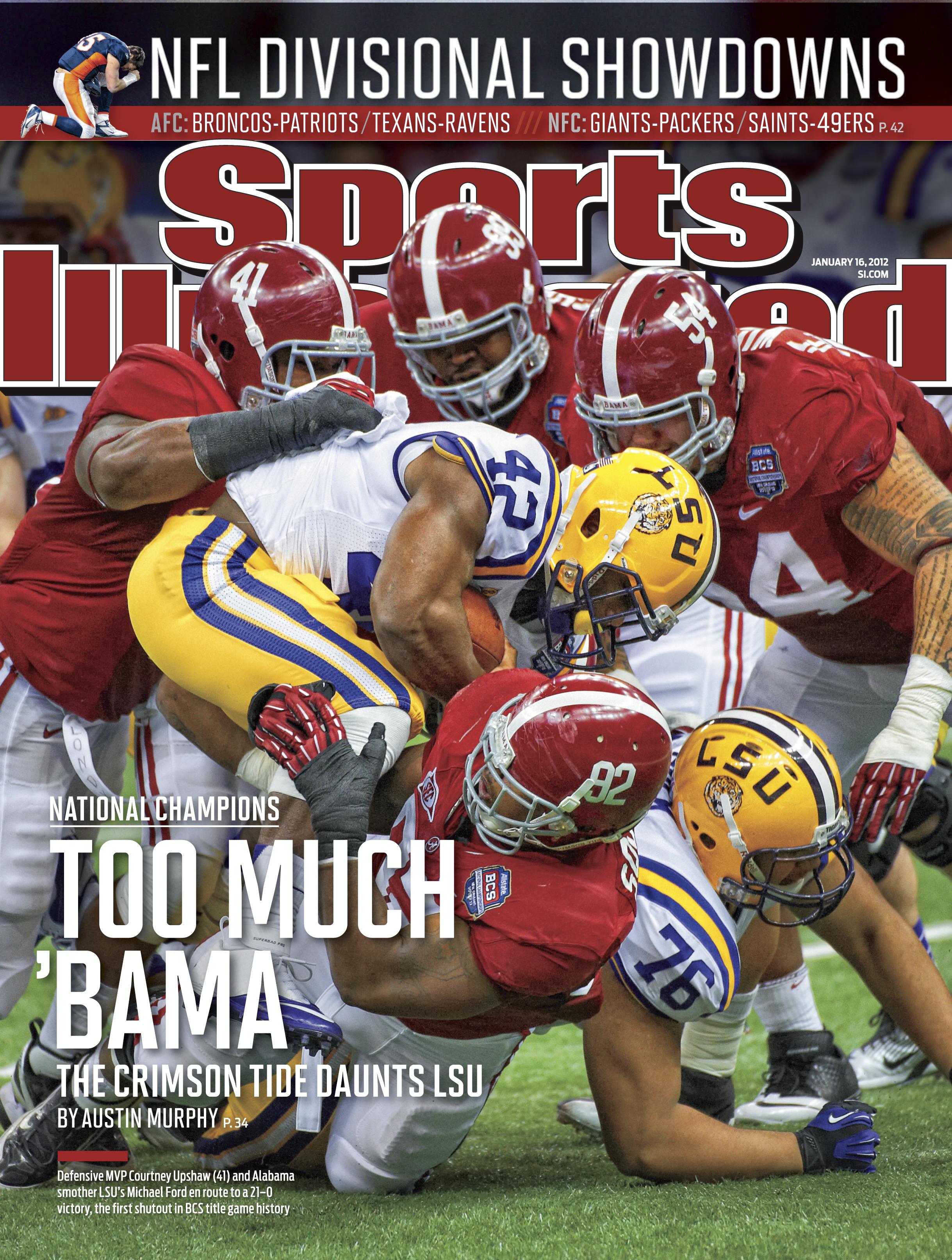 lsu football | Inside Sports Illustrated