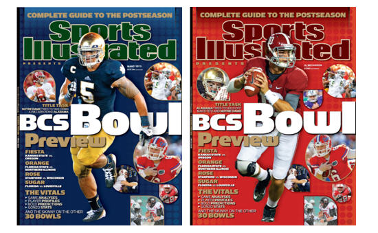 BCS preview covers