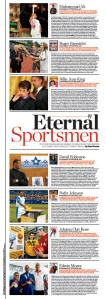 Eternal sportsmen vertical