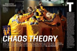 Lakers Chaos Theory