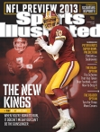 Peter King says RG3 will win the 2013 Comeback Player of the Year.