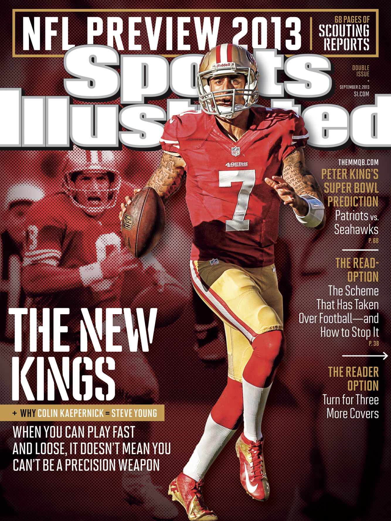 Catch-up on the latest trades, the latest drafts and the latest injury news on Sports Illustrated, an online magazine covering all of America's biggest sports. Sports Illustrated covers news on all major professional and college level sports in the country, offering up-to-date information on all of them.