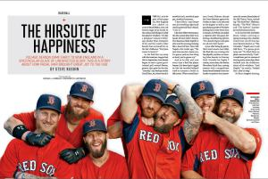 Red Sox Beards